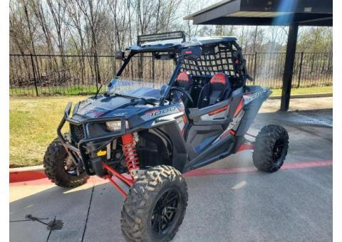 2018 RZR XP1000 Ride Command