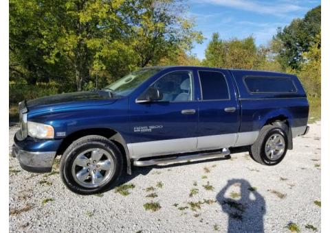 SOLD - 2005 Dodge Ram 1500 Quad Cab 4WD