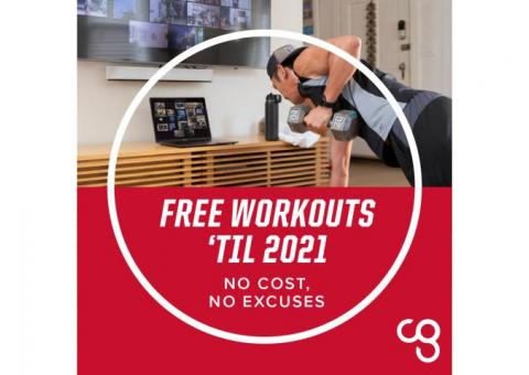 Camp Gladiator - Free for 2020